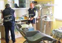 Le Fiamme gialle denunciano falso dentista a Cosenza