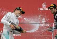 Gp di Baku, vince Rosberg su Mercedes. Ferrari seconda