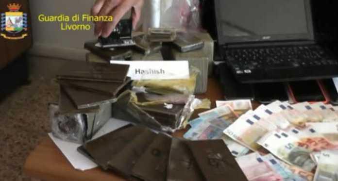 Livorno, sgominata rete di spacciatori di droga. 17 arresti
