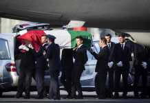 Rientrate in Italia le salme dei nove italiani uccisi a Dacca