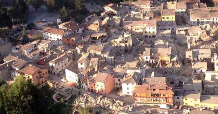 Terremoto Lazio Marche