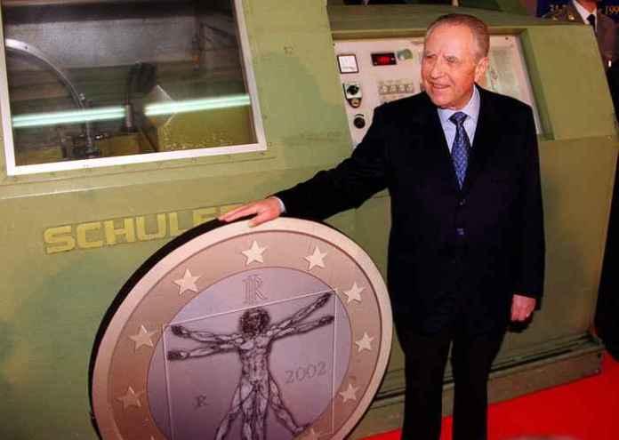 E' morto Carlo Azeglio Ciampi deus ex machina dell'Euro
