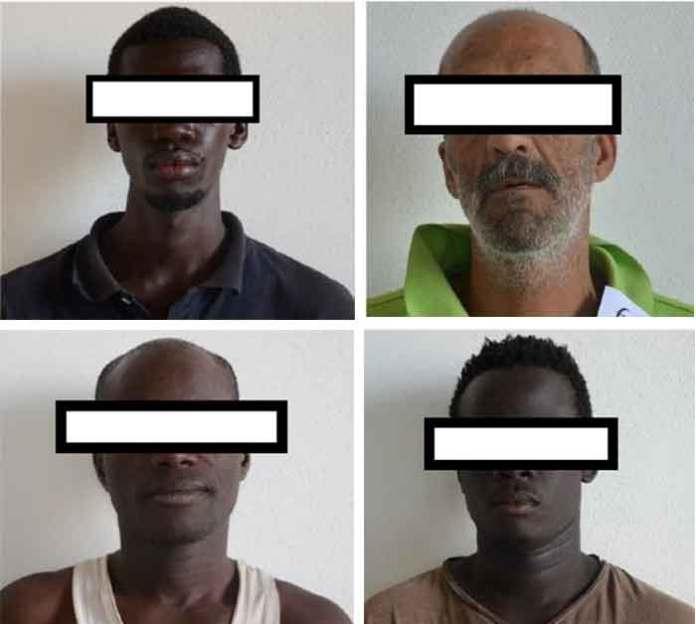 Sbarco di migranti a Corigliano Calabro, arrestati presunti scafisti