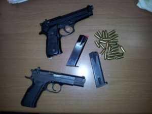 Uomo 55enne girava armato, arrestato dai Carabinieri di Scilla