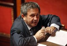 Il senatore Antonio Azzollini