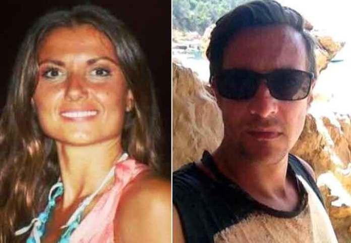 Carla Caiazzo e Paolo Pietropaolo