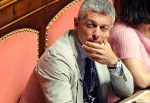 Il senatore Nicola Morra