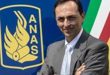 Gianni Vittorio Armani presidente Anas