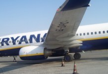 Aeroporto Lamezia offerta Ryanair