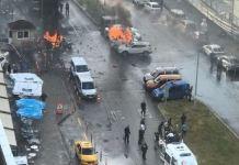 Ancora terrore in Tuchia, autobomba a Smirne: feriti
