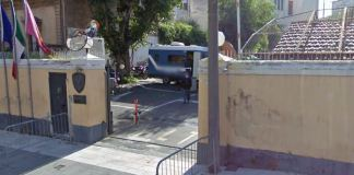 La Caserma dove è stato condotto Lauro Schulp Jose Aleandro