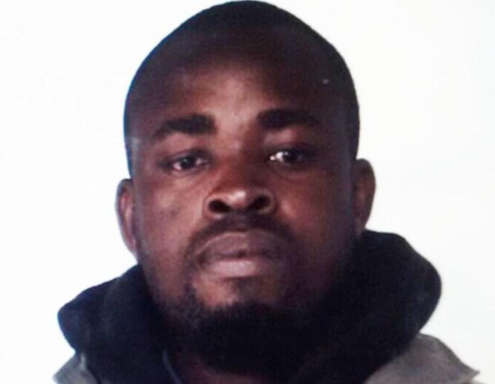 Desmond Newthing ritenuto il killer di Lanfranco Chiarini