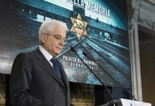 """Giorno della Memoria, Mattarella: """"Rammentare e onorare i giusti"""""""