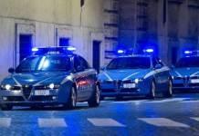 blitz polizia notte