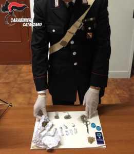 carabinieri marcellinara droga