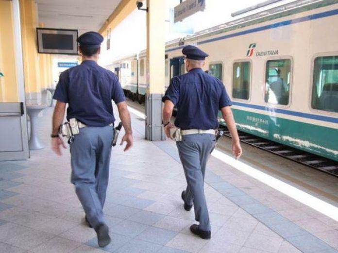 La Polfer di Reggio arresta un uomo e ritrova un giovane scomparso
