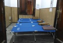 Sindaco Reggio Calabria apre Comune a senza tetto per ripararli dal gelo