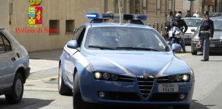 volante polizia reggio