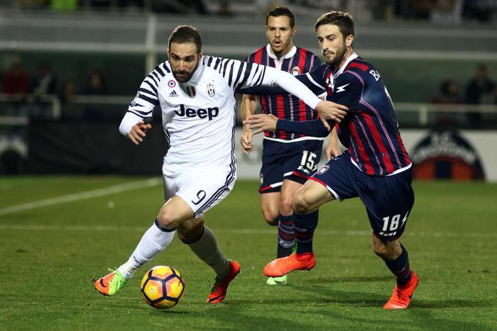 Serie A Crotone, Trotta: