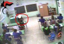 Maltrattamenti scuola elementare di Oppido Mamertina