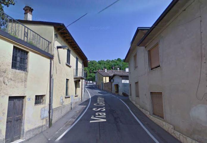 Via San Germano a Calcinato