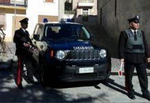 carabinieri Caccuri Crotone