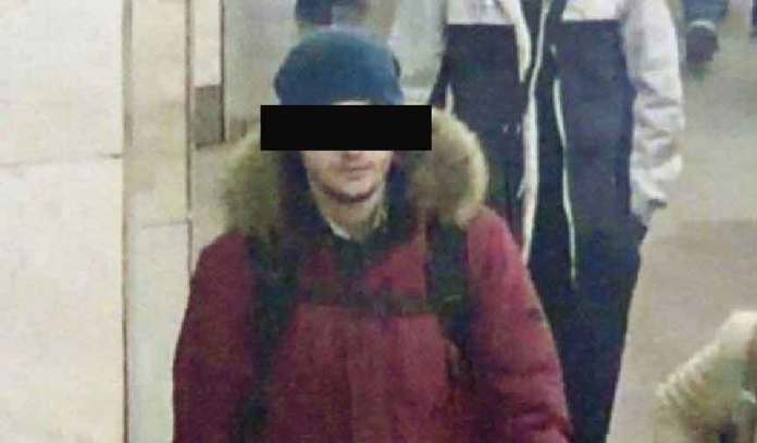 Il presunto kamikaze di San Pietroburgo kirghisu Akbarzhon Jalilov