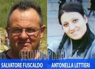 Salvatore Fuscaldo e Antonella Lettieri