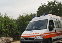ambulanza campagna