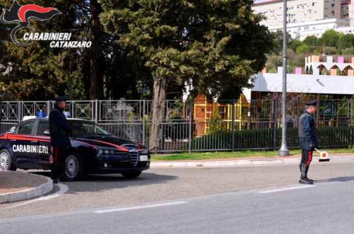 Carabinieri di Catanzaro arrestano due persone per usura