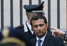 Francesco Schettino, ex comandante della Costa Concordia