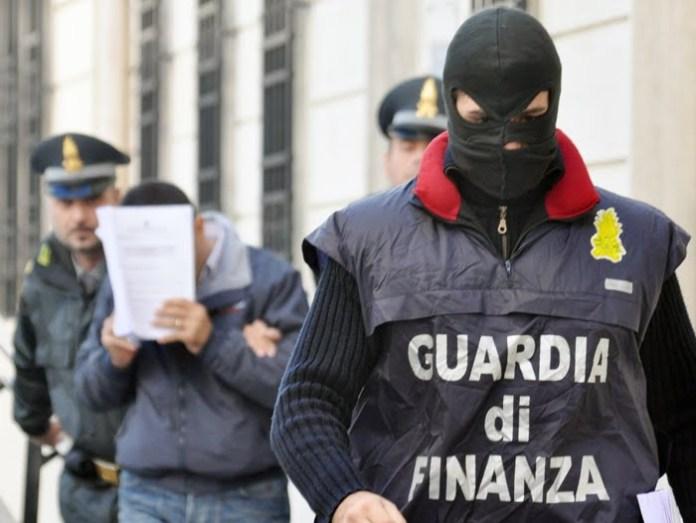 arresto guardia di finanza