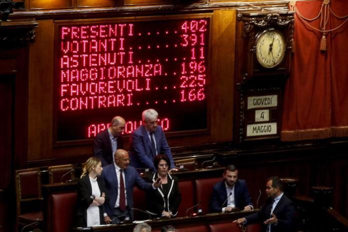 Ius Soli, scontro tra Salvini e governo
