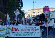 Tribunale di Rossano, il Gav a Roma. Consegnato dossier al Quirinale