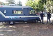 Foto arresto Villa Comunale
