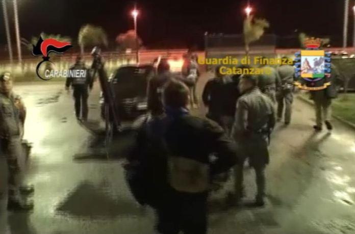 operazione antidroga finanza carabinieri