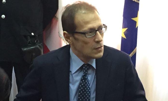 Il procuratore di Castrovillari Eugenio Facciolla
