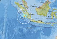 terremoto sumatra indonesia