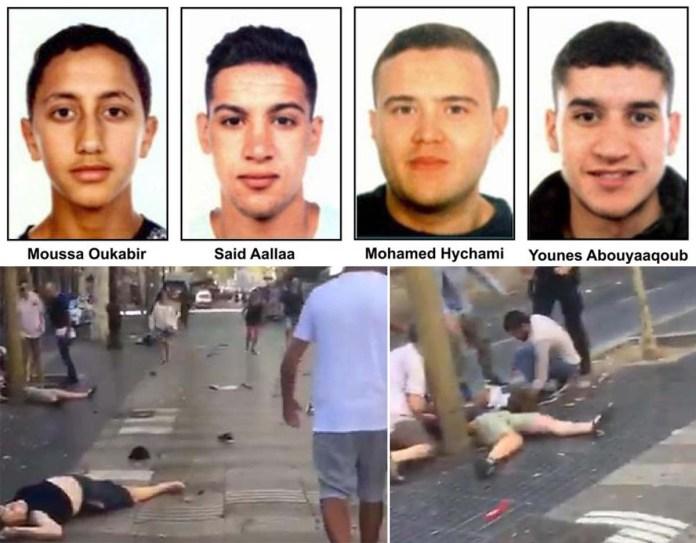 Attacco terroristico in Spagna