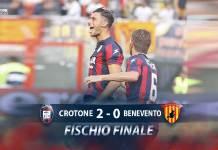 Crotone Benevento