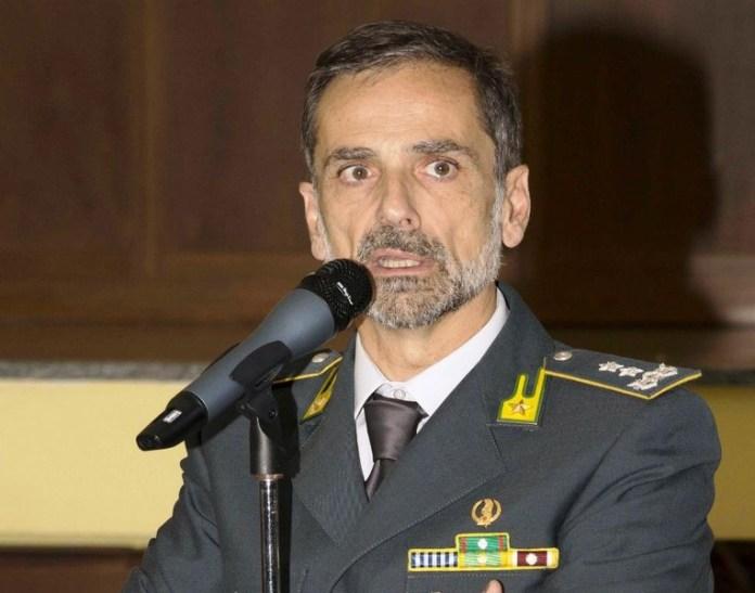 Il Generale di Divisione Fabio Contini, nuovo comandante delle Fiamme gialle calabresi