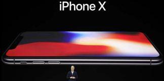 Tim Cook presenta iPhon X 2