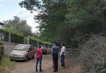 bomba distrugge auto sindaco Taurianova
