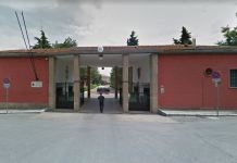 La caserma di via delle Armi a Bologna