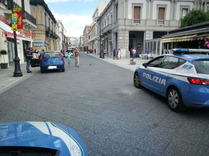 controlli Polizia Reggio Calabria