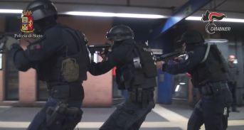 esercitazione antiterrorismo 1