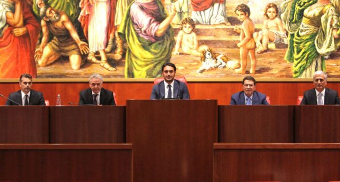 ufficio di presidenza consiglio regionale calabria