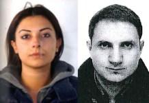 Federica Guerrise e Marco Gallo arrestati per l'omicidio Berlingieri a Lamezia