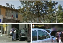 Assenteismo all'ex Inapli Regione Calabria - Cosenza
