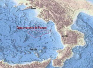 Catena vulcanica del Palinuro. Sono nuovi vulcani